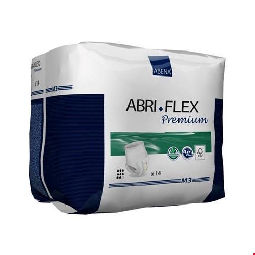 پوشک بزرگسال شورتی ابری فلکس (ابریفلکس) مدیوم با جذب بالا abrifelex m3
